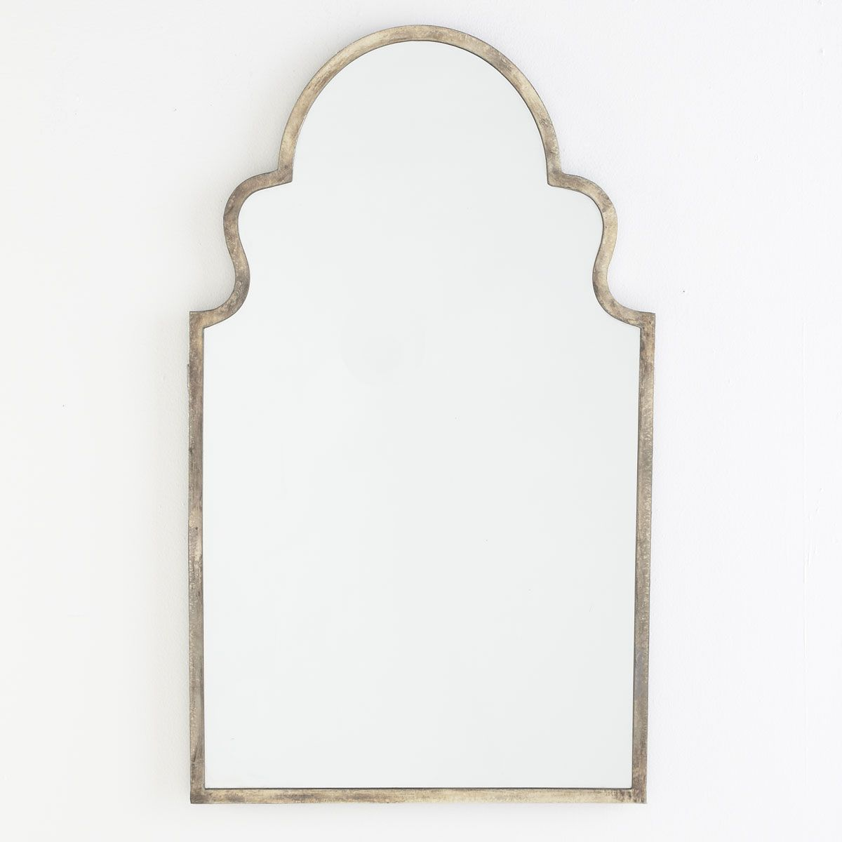 W8180 Handfinished Silver Mirror Moroccan Mirrors Moroccan Mirror Mediterranean Mirrors Ornate Mirror [ 1200 x 1200 Pixel ]