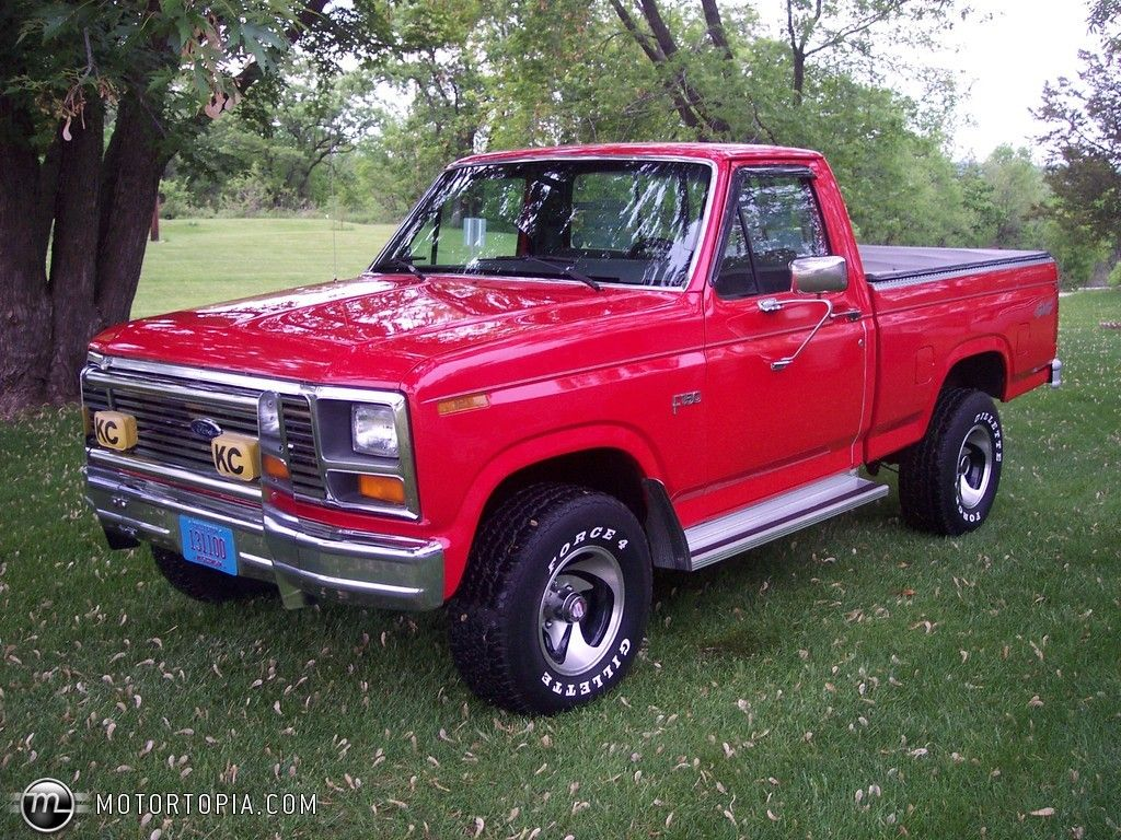 Ford Reviews : 1984 Ford F-150 Review - What My Car Worth | 1984 ...