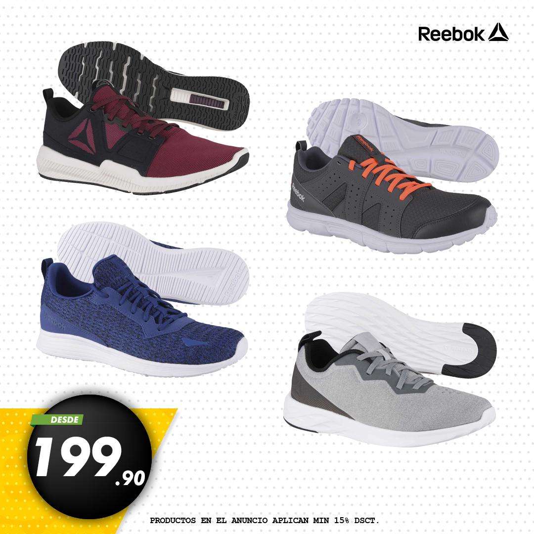 factory price 9237d 427bf 20 Zapatillas Reebok Hombre. Platanitos.com - Envíos