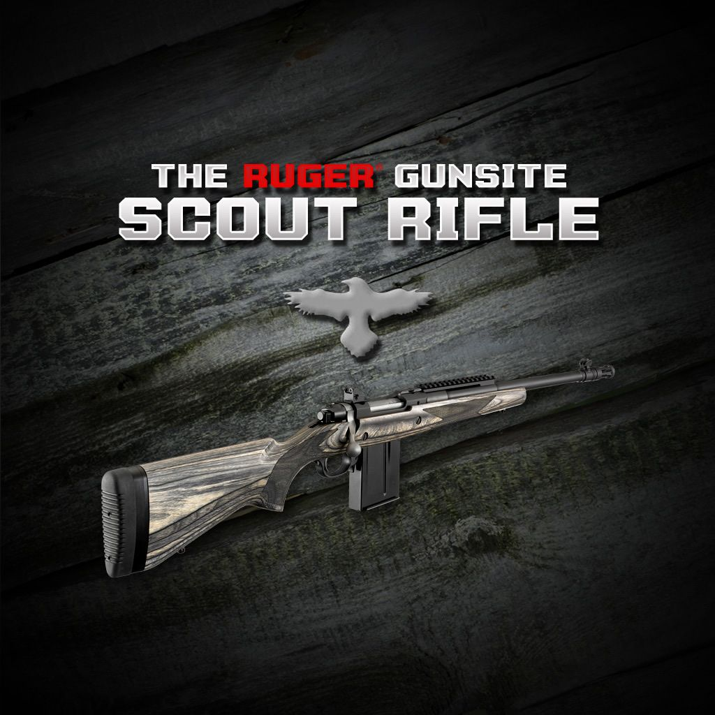 Gunsite Scout Three Models In Stock Guns In Stock Pinterest