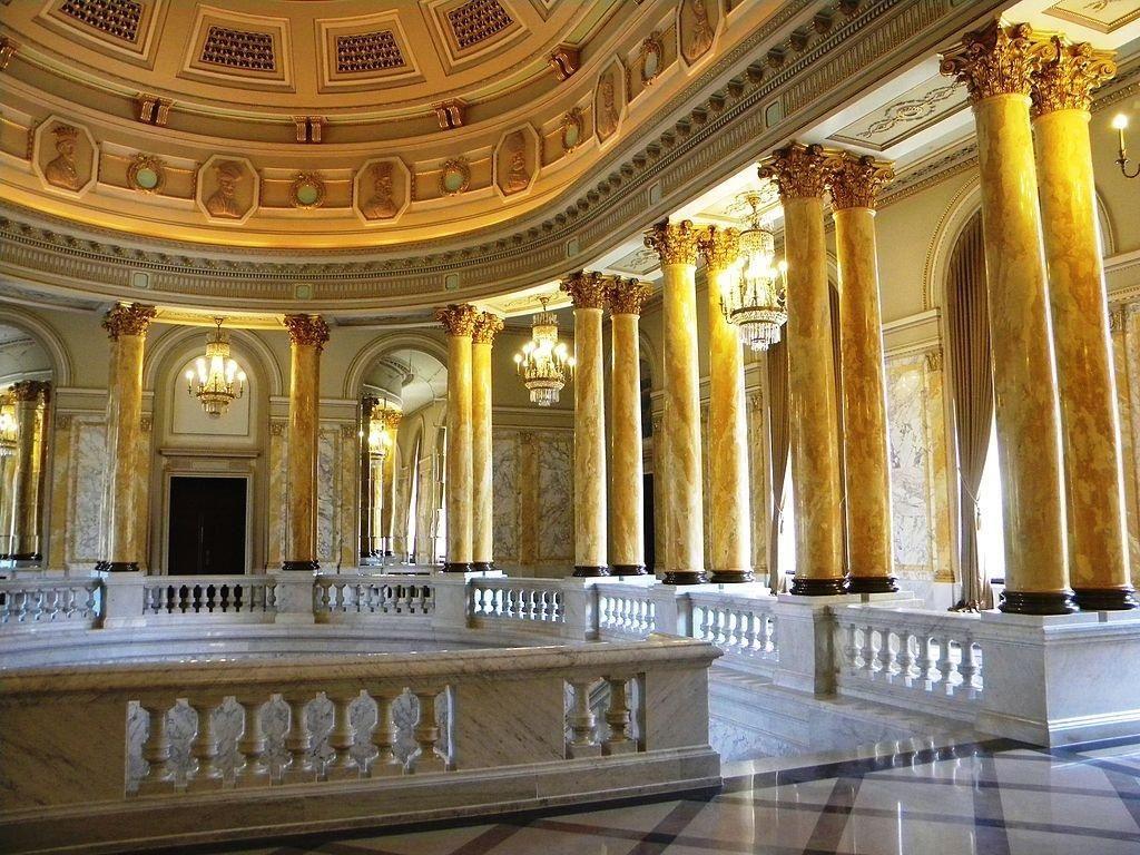 Muzeul National De Arta Al Romaniei Palatul Regal Bucuresti Royal Palace National Museum Art Museum Romania