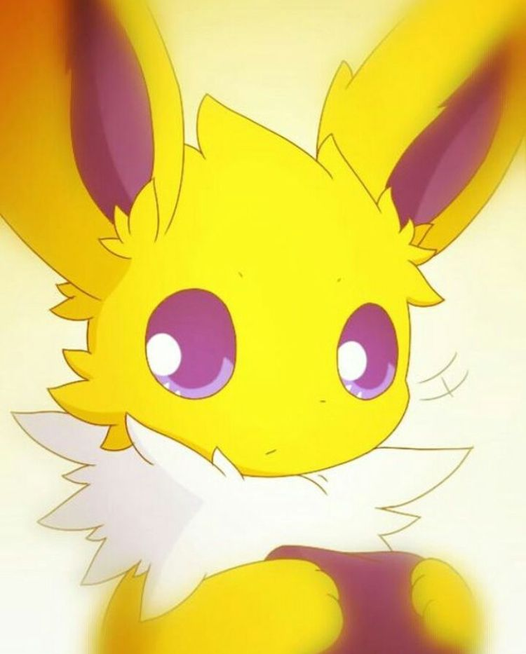 dac006ab Jolteon eevee >>> look it's speed from eeveelution squad! | Pokemon2 ...