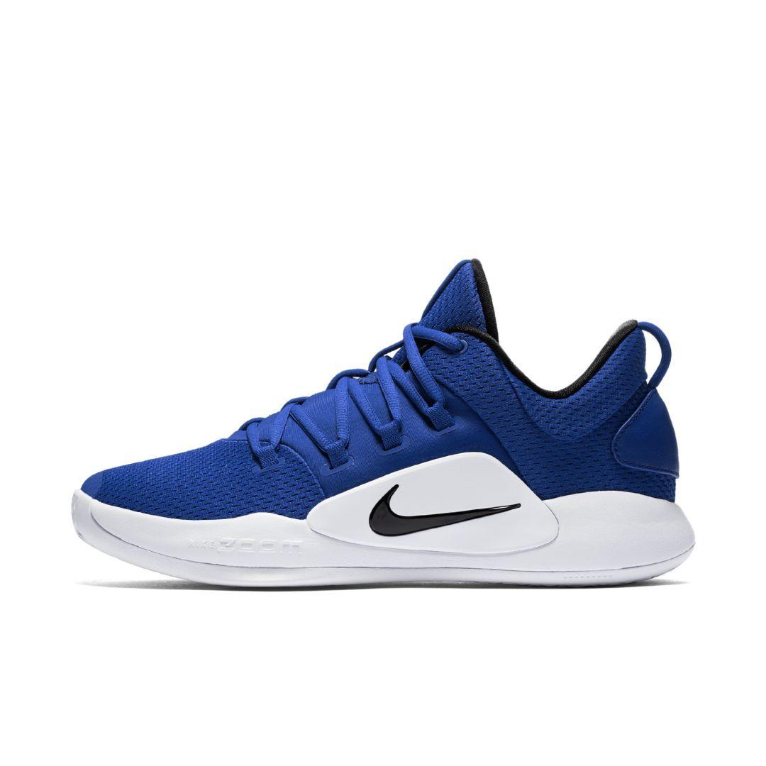 Nike Hyperdunk X Low Team Basketball Shoe Size 3 5 Game Royal Nike Basketball Shoes Basketball Shorts Girls Shoes