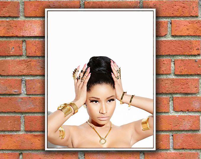 Nicki minaj wall decor