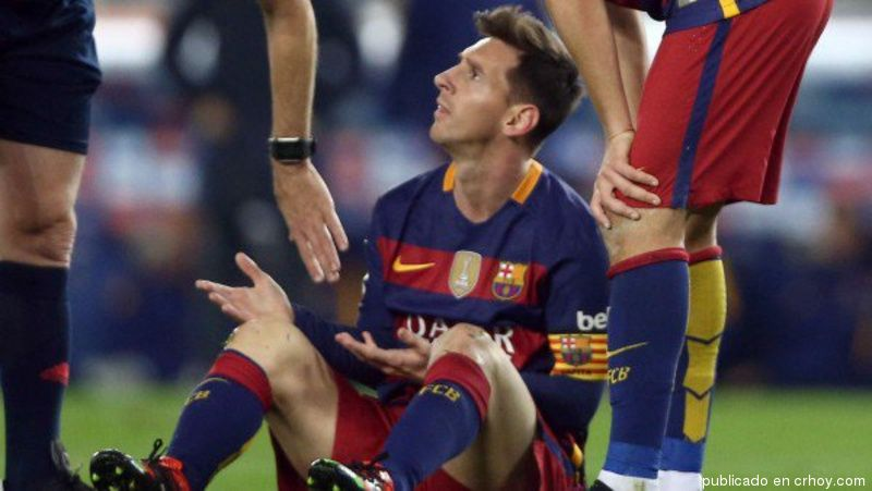 """Messi: """"nunca miro los contratos que firmo"""""""