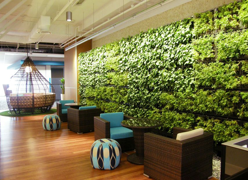 the art & science of greening