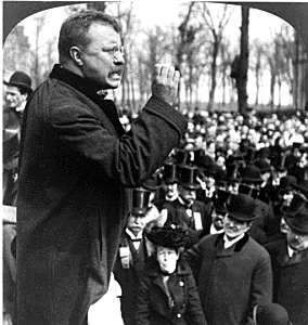 roosevelt inaugural address