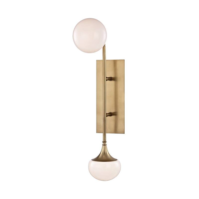 Fleming Wall Sconce Hudson Valley Lighting Hudson Valley Lighting Sconces Wall Sconces