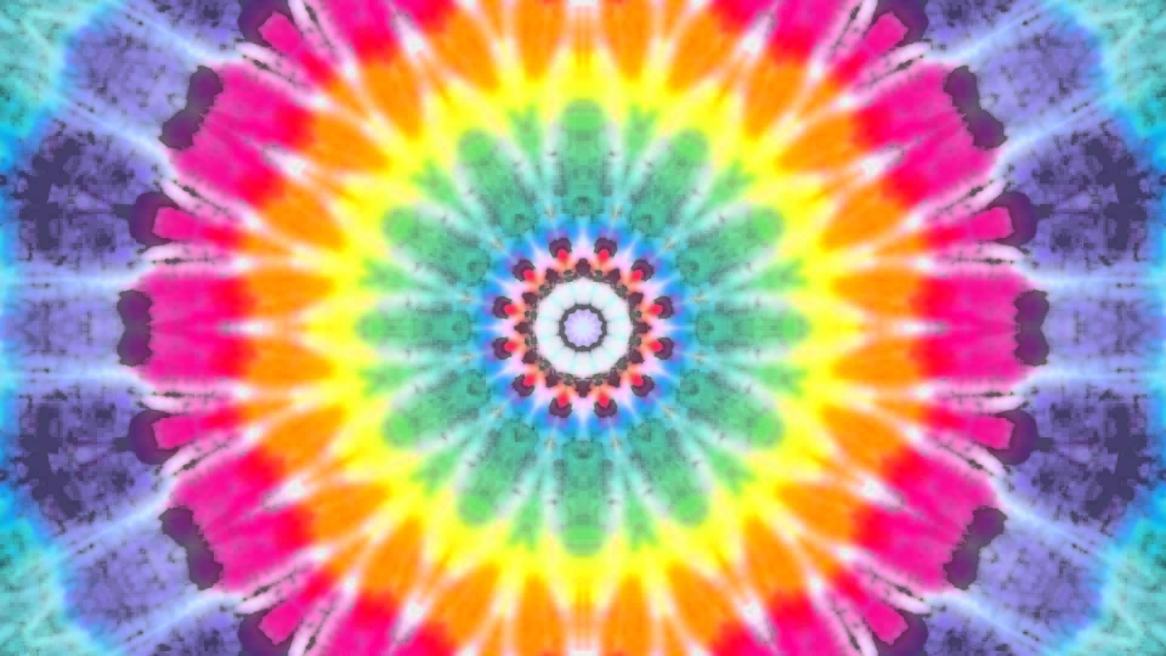 Free Tie Dye Wallpaper for iPad 4K HD Tie dye wallpaper