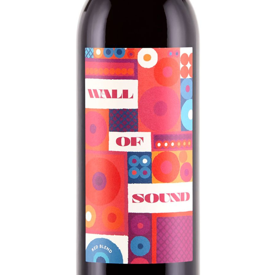 Wall Of Sound Red Blend 2018 Winc In 2020 Wall Of Sound Sweet Alcohol Winc
