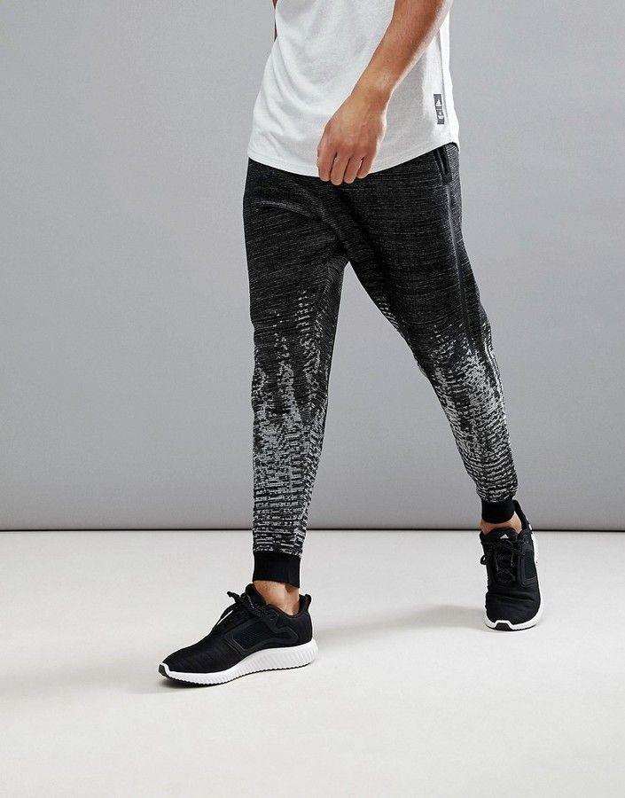 adidas Z.N.E Pulse Knit Pant Black