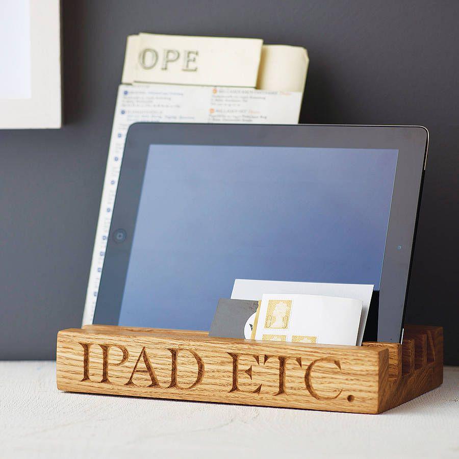 Solid Oak Desk Or Kitchen Tidy | Solid oak desk, Solid oak and Desks