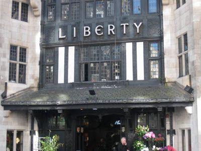 Sanctuary: London VI, Liberty