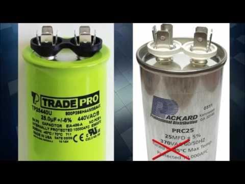 Como conectar motor monofasico (con condensador)--How to connect ...