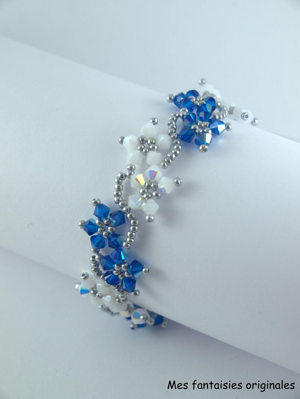 bracelet perle swarovski tuto