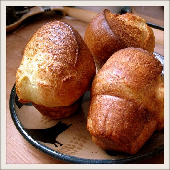 January 30th, 2011...Popovers hot from the oven :)