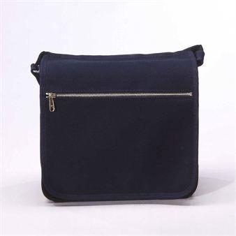 Olkalaukku väska - mörkblå - Marimekko My own bag!