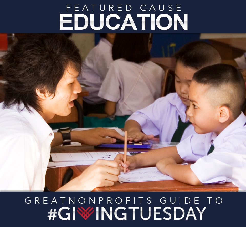 GreatNonprofits is counting down to GivingTuesday by