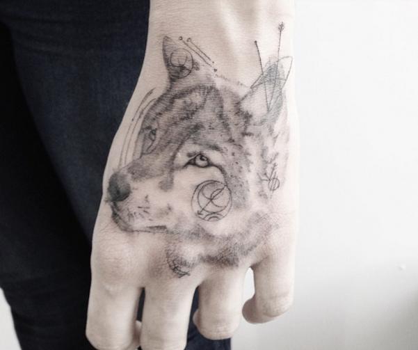 Tatuajes para los amantes de los animales
