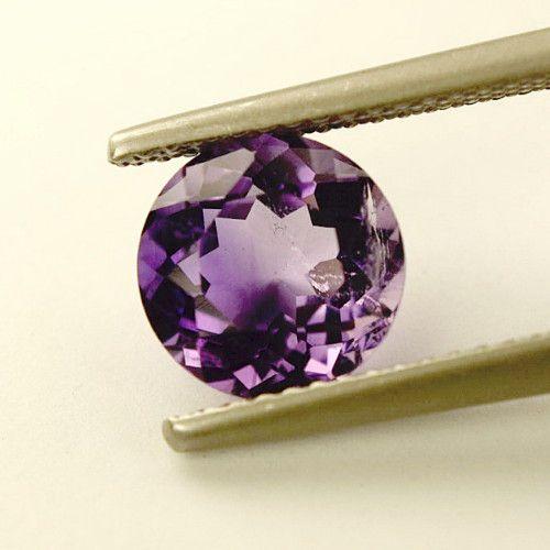 Catawiki Online-Auktionshaus: Purple Amethyst 2,13 ct.