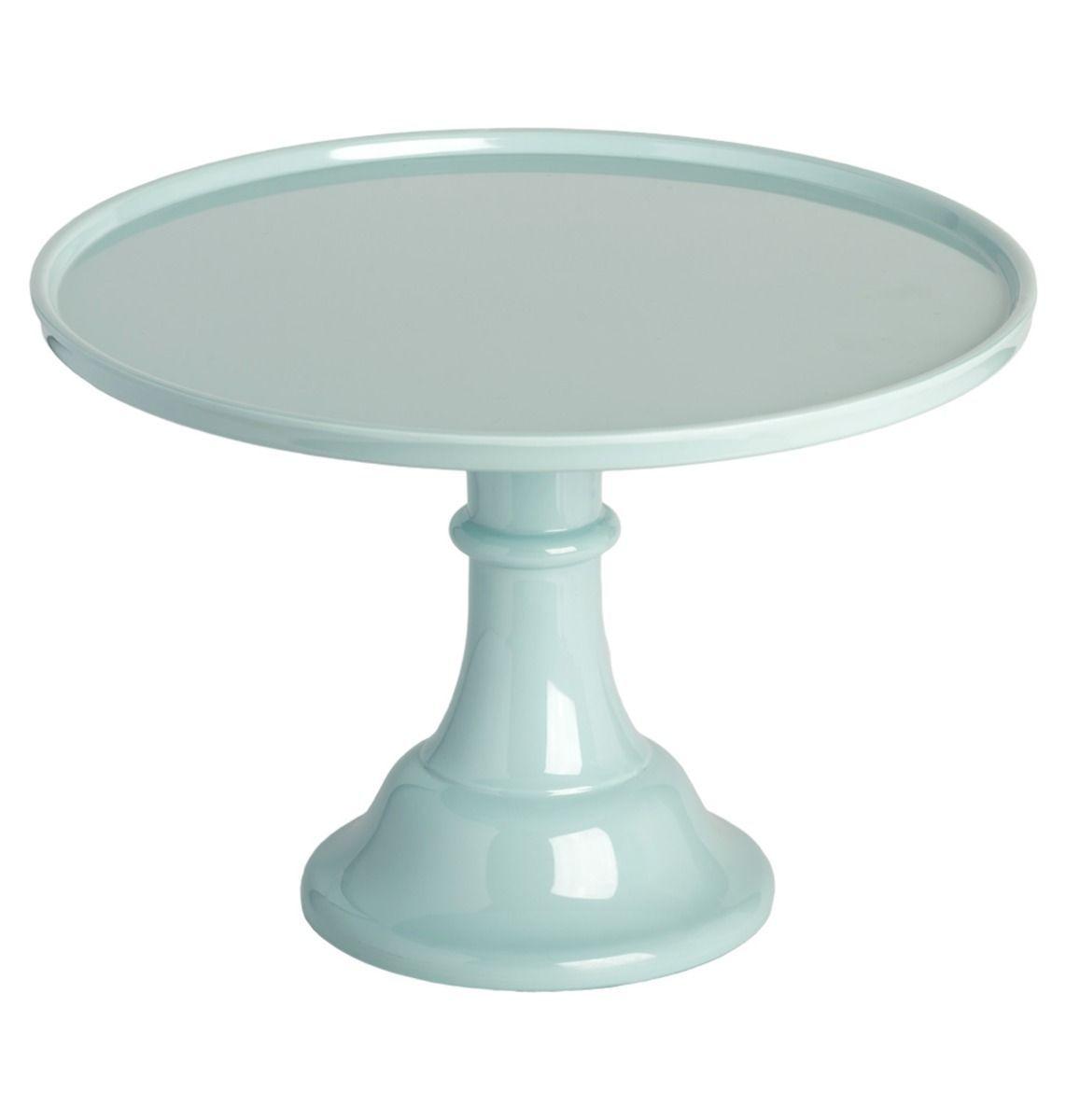 Blue cake stand milk glass cake stand blue cakes glass