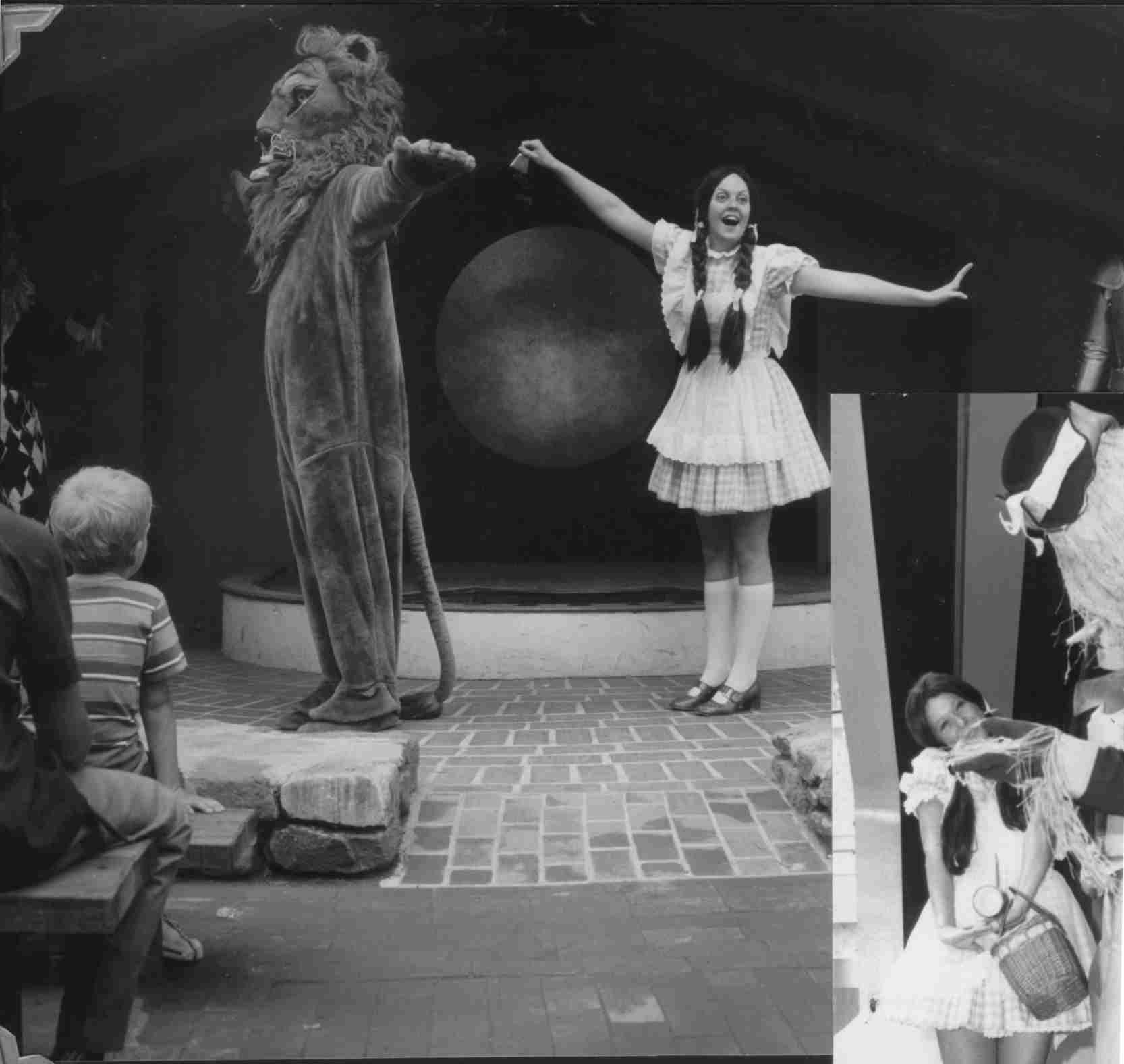 Wizard Of Oz Theme Park I Went To As A Kid. We Followed