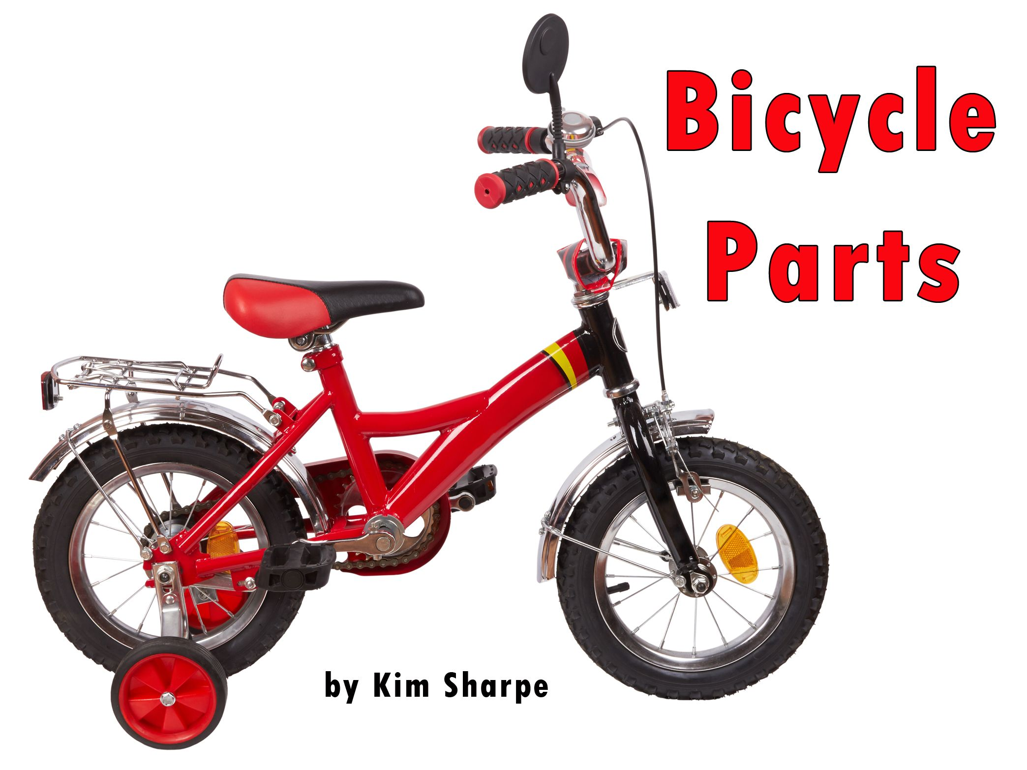 Help Your Little Cyclists Learn The Names Of Their Bike Parts