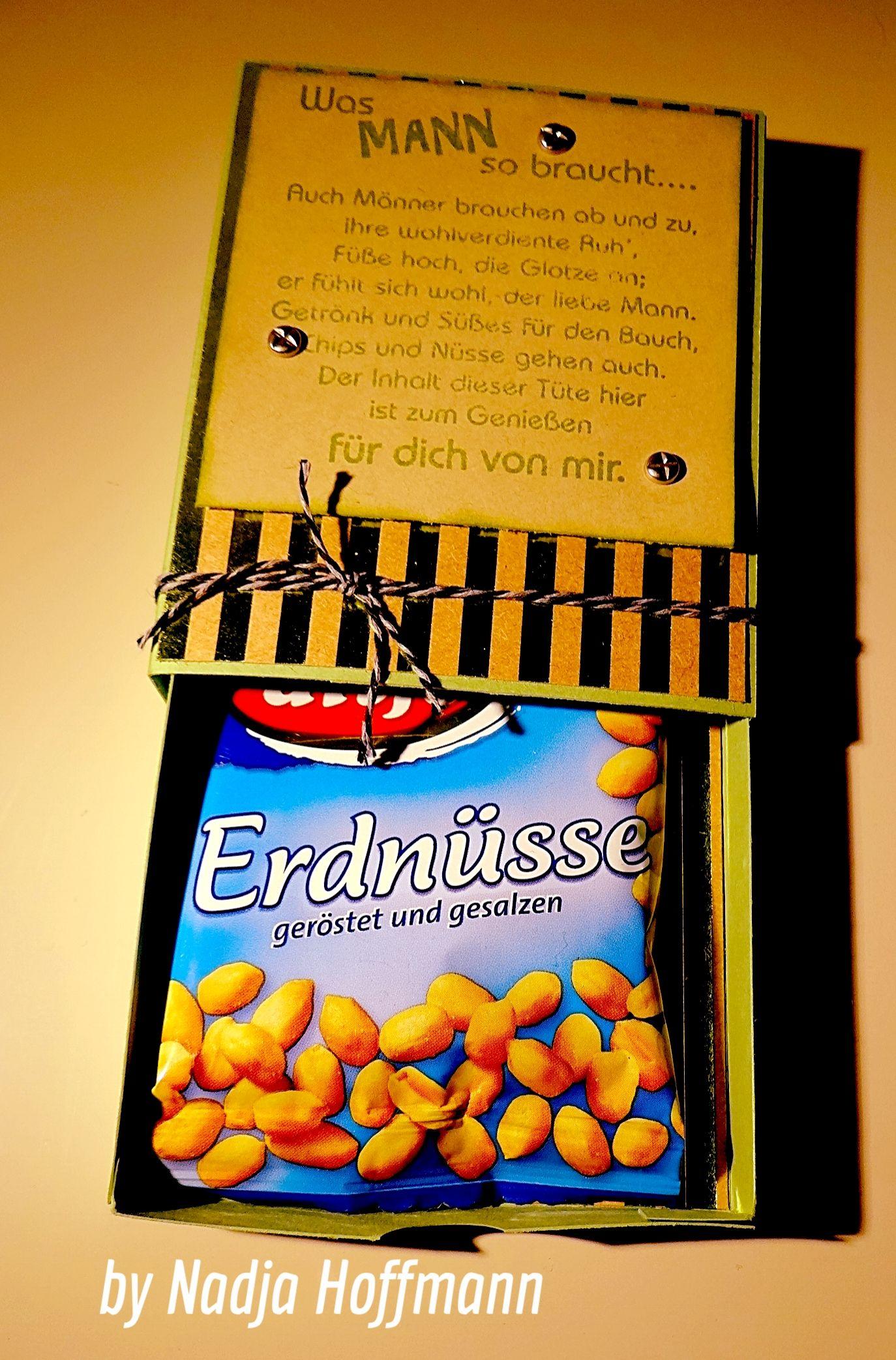 Erdnüsse \