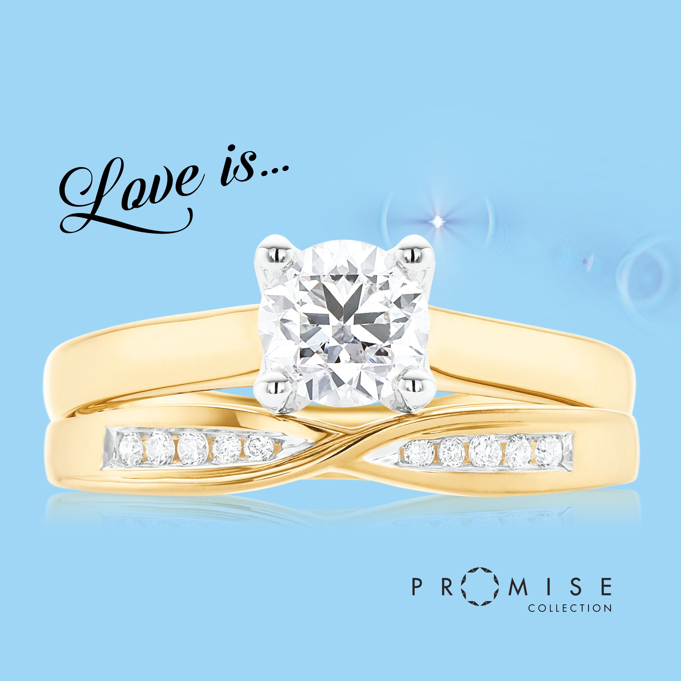 The Promise Collection available exclusively at Mazzucchelli s