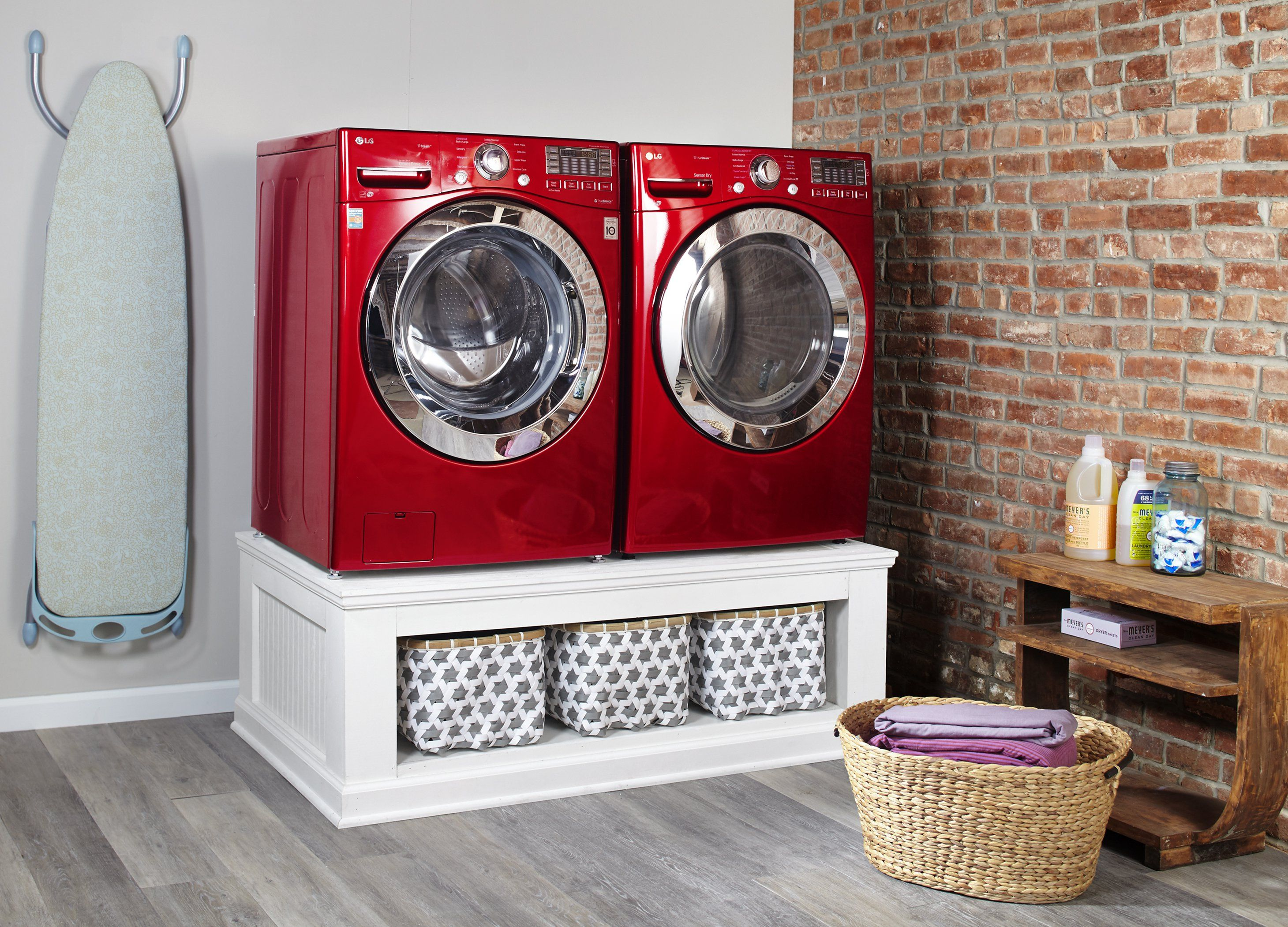 washer diy ana white how dryer beautiful build to best of for and projects pedestals pedestal