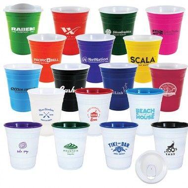 ea (minimum quantity 160) - Crown - 16oz  Uno Cup || KEN
