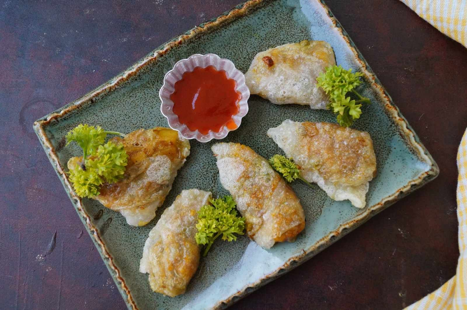 Gluten Free Samosa Recipe (With images) Samosa recipe