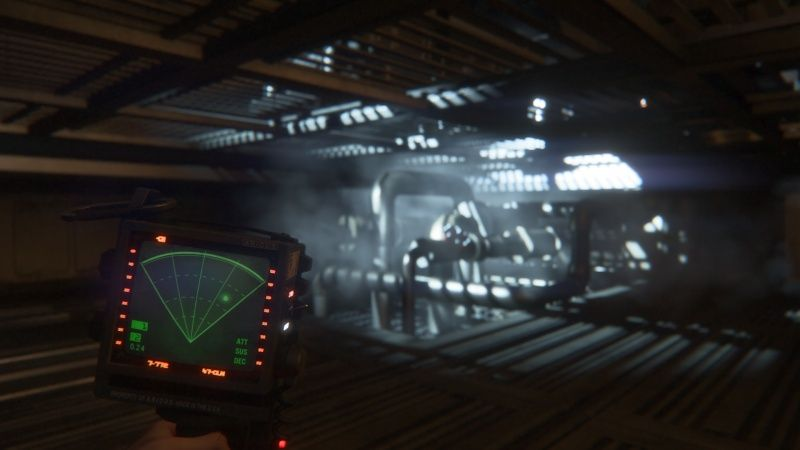 "Alien : Isolation - Improvise ""Trailer Gamescom"" [VIDEO - GAMEPLAY ]"