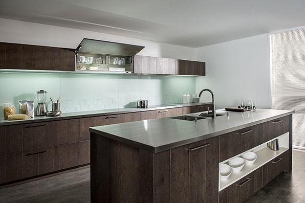 Inox Votre Plan De Travail Ne Craint Rien Ni L Eau Ni La Chaleur Ni L Humidite Facile A Entretenir Il S Associe A Toutes Les Fac Kitchen Home Decor Home