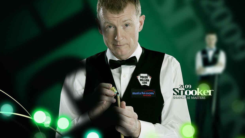 Snooker ShangHai Master 2009 on Behance