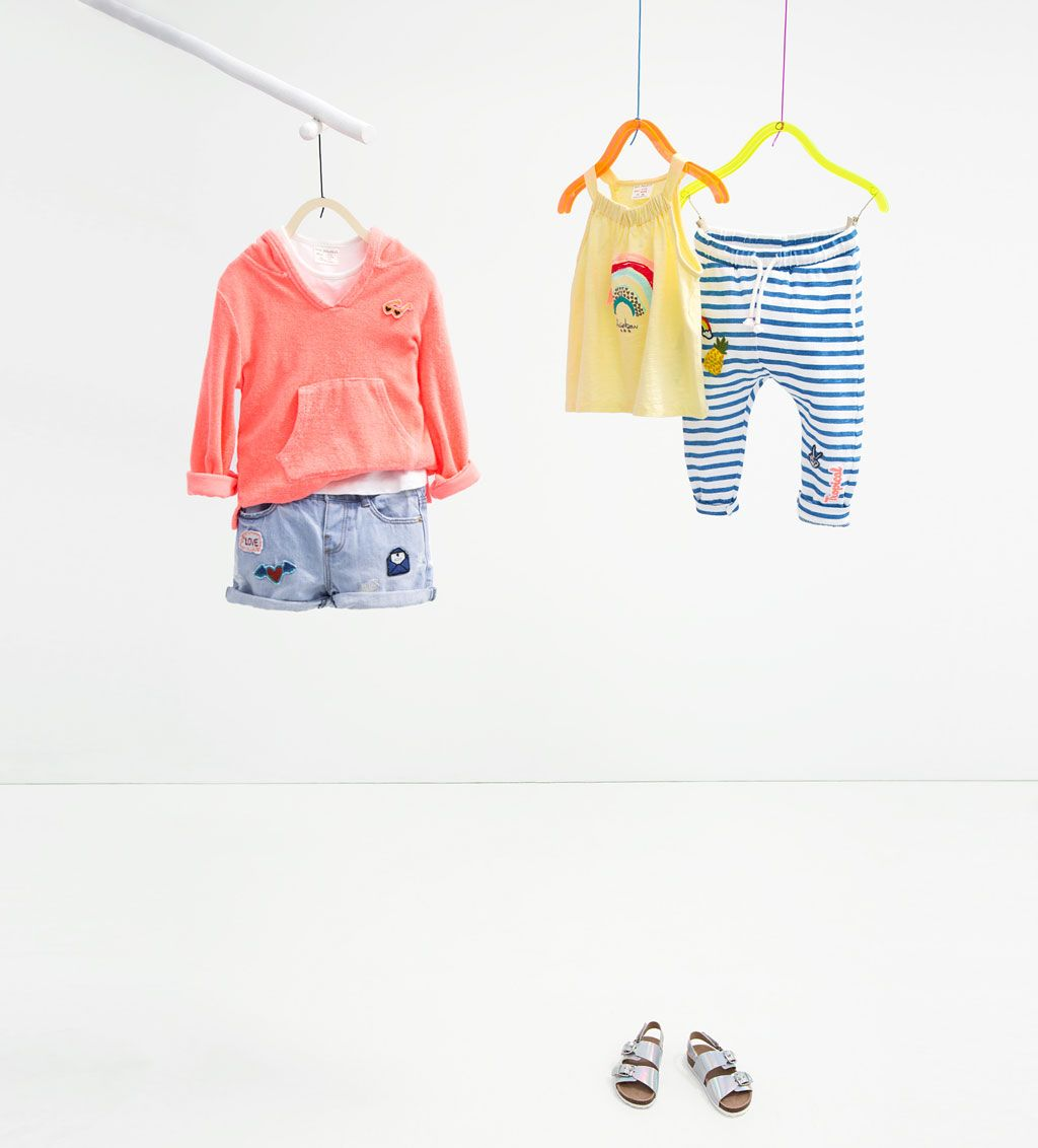 SHOP BY LOOK-BABY GIRL | 3 months-4 years-KIDS | ZARA ...