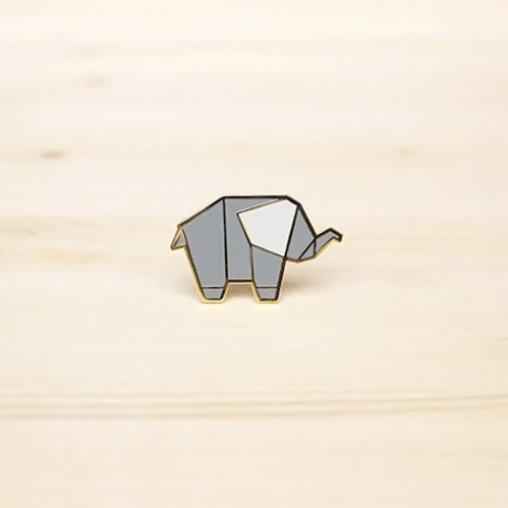 Origami Elephant Porcelaine Cramique Pinterest