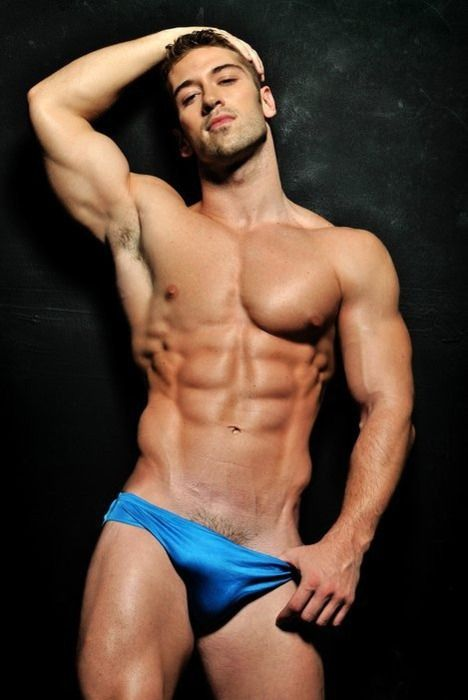 from Avery speedo muscle gay