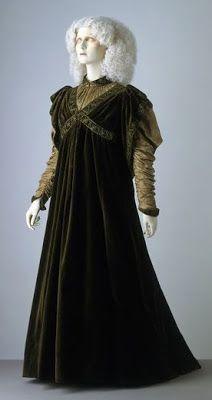 .História da Moda.: Historicismo na Moda: Século XVIII e Século XIX (Parte 1)