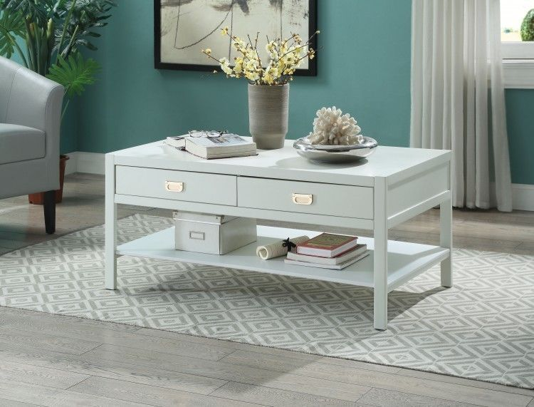 33+ Wooden coffee table with storage drawers trends