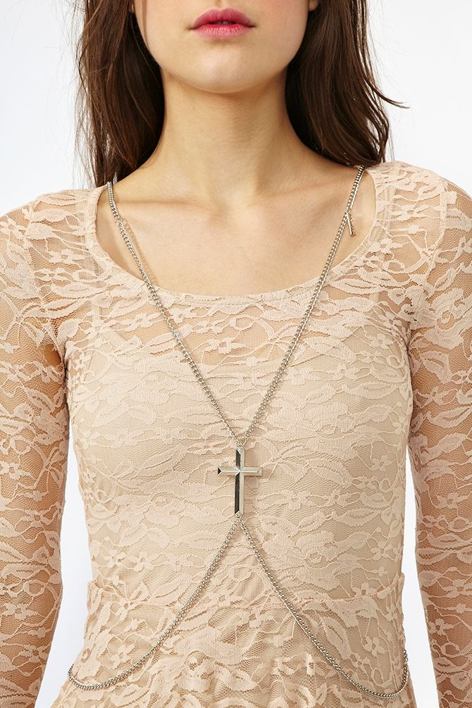 Cross Body Chain