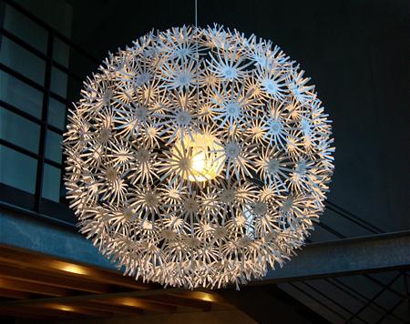 Ikea Ps Maskros Or Dandelion Pendant Light Pendant Ceiling Lamp