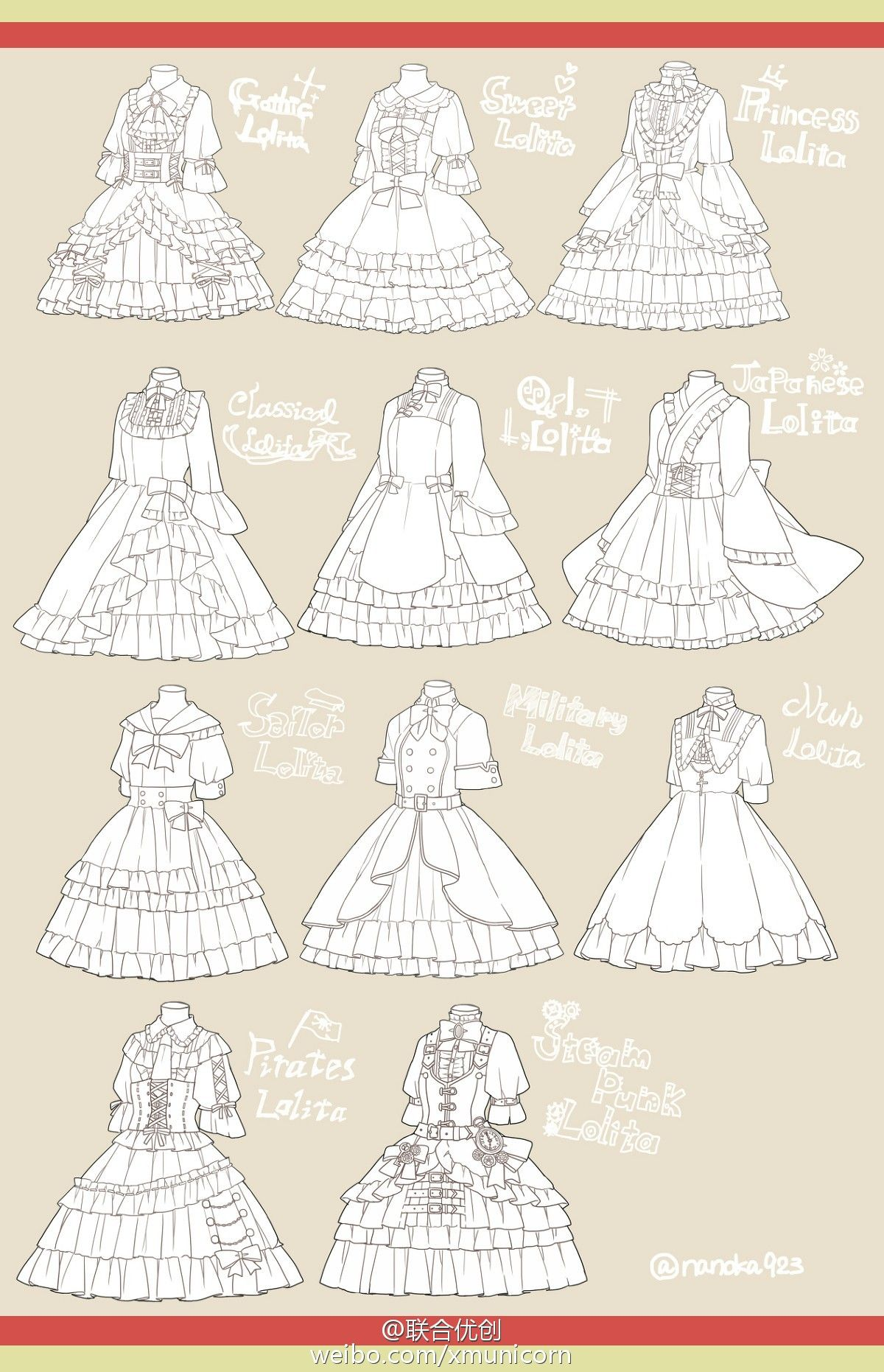 To Help You Sort Of Build Your Dress Drawing Tutorials And