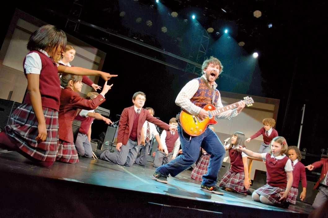 45 Plays Premiering This Fall School of rock musical
