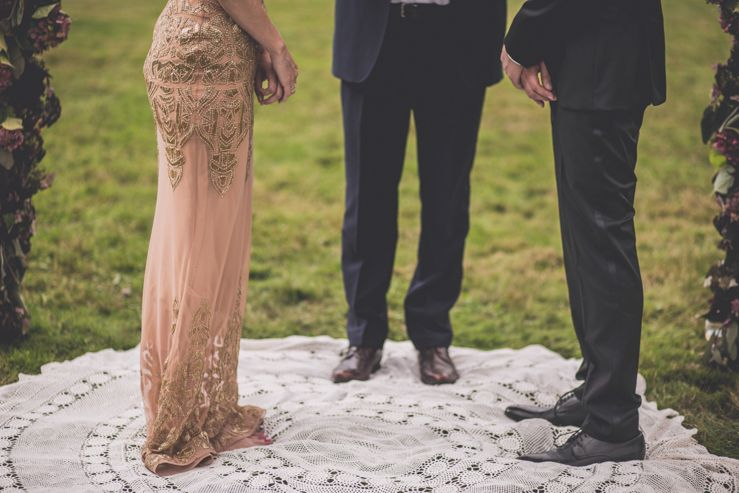Jacqueline + Markus   Mariages Cools Mariage   Queen For A Day - Blog mariage