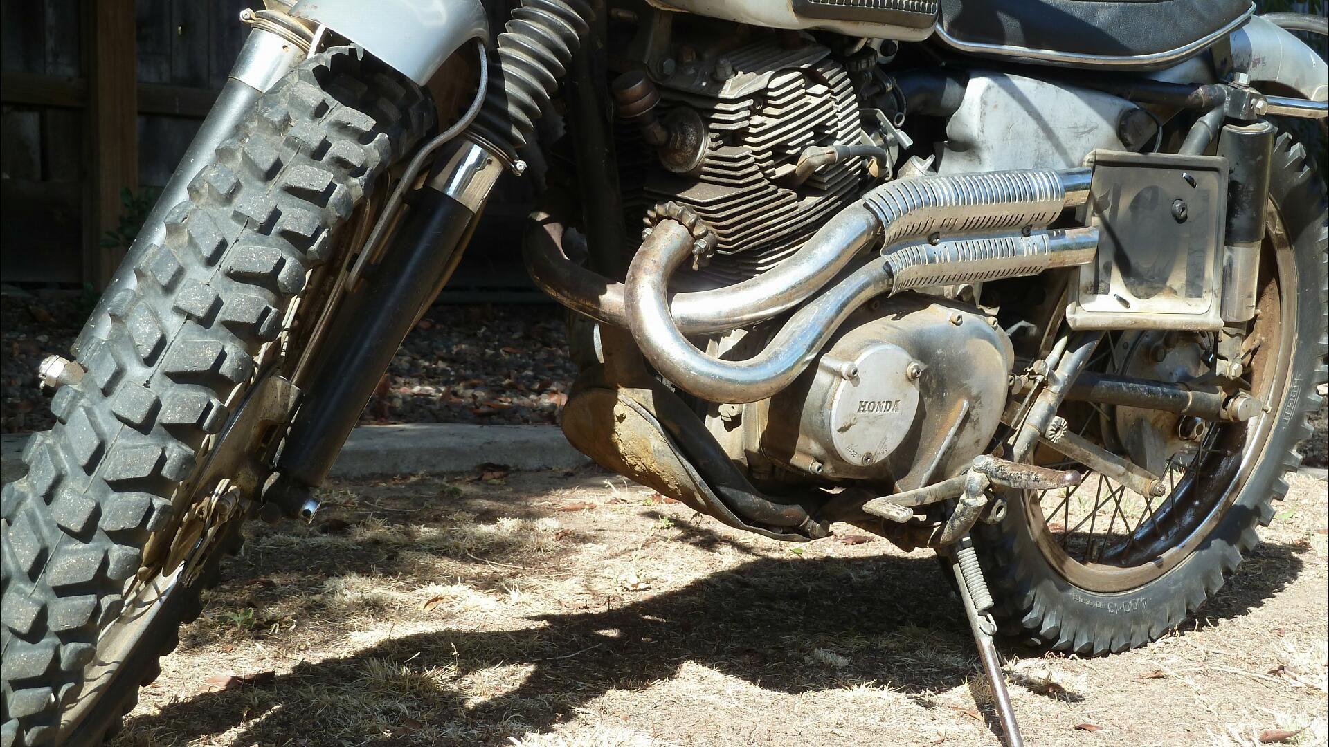 1965 Honda 305 Cl77 Race Scrambler Honda Scrambler Vintage Motocross [ 1080 x 1920 Pixel ]