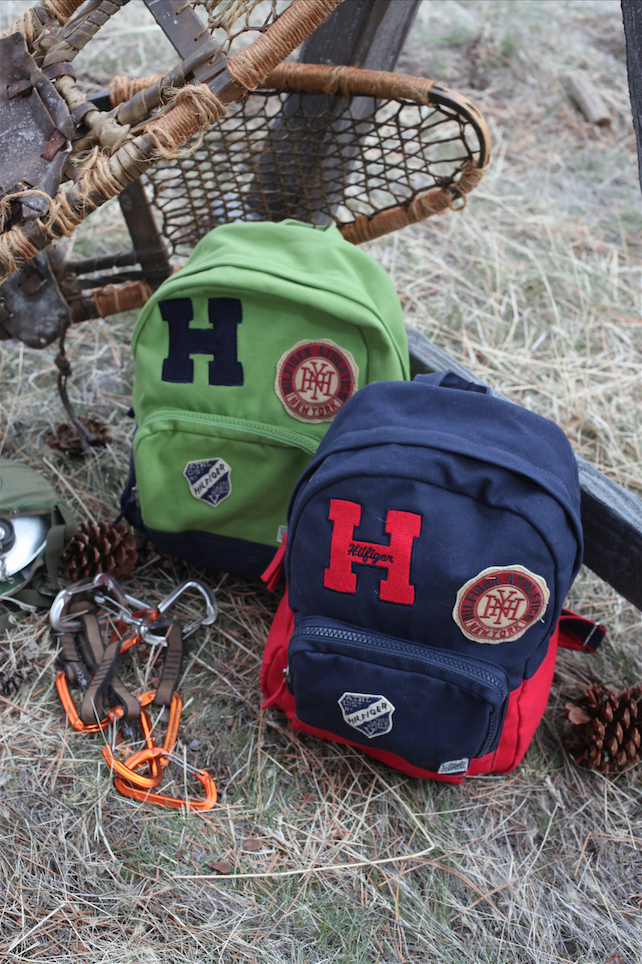 Tommy Hilfiger Backpack Whether It S For School Or Play This Canvas