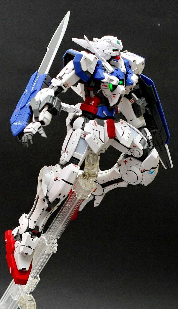 lj7stkok:    gunjap - 1/100 Gundam Astraea Ver.c4z: Custom Build by Mario [Indonesia]. Photoreview Big or Wallpaper Size Images