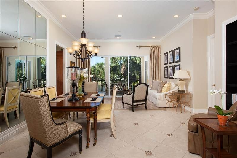 Gorgeous 3-Bedroom Former Model Home with Lake Views!. This 3 bedroom 3 bathroom Condo located at 3031 Marengo Court #203, Fiddler's Creek - Marengo, Naples, Florida is presented by Michelle Thomas GRI, CREN, CLHMS of Premier Sotheby's International Realty.