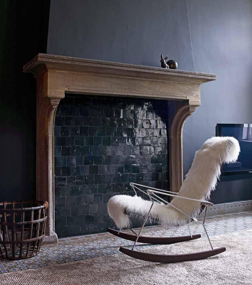 Armchair: J.J. - Collection: B&B Italia - Design: Antonio Citterio ...